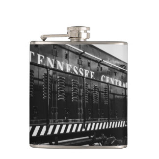 Tennessee Central Flask