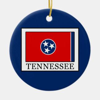 Tennessee Ceramic Ornament