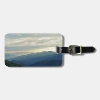 Tennessee Clouds Luggage Tag