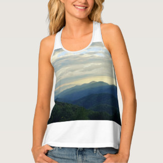 Tennessee Clouds Singlet