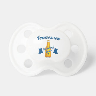 Tennessee Drinking team Baby Pacifiers