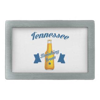 Tennessee Drinking team Belt Buckles