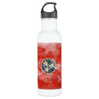 Tennessee Flag 710 Ml Water Bottle