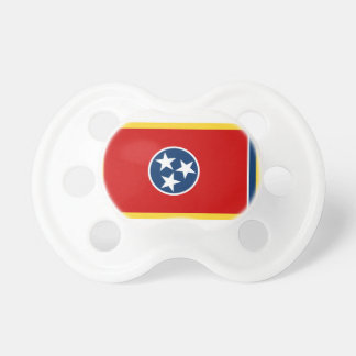 Tennessee Flag Pacifier