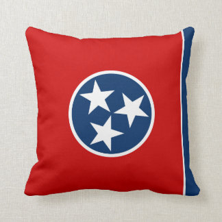 Tennessee Flag pillow