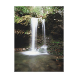 Tennessee, Great Smoky Mountains National Park 1 Canvas Print