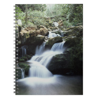 Tennessee, Great Smoky Mountains National Park 3 Spiral Notebook