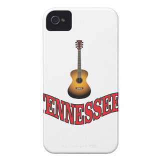Tennessee Guitar iPhone 4 Cover