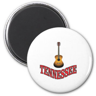 Tennessee Guitar Magnet