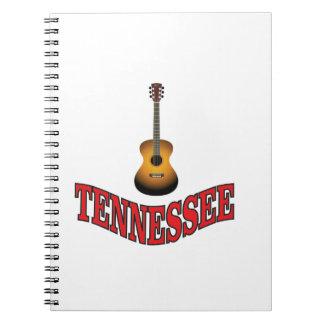 Tennessee Guitar Notebook