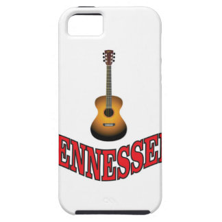 Tennessee Guitar Tough iPhone 5 Case
