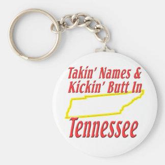 Tennessee - Kickin' Butt Key Ring