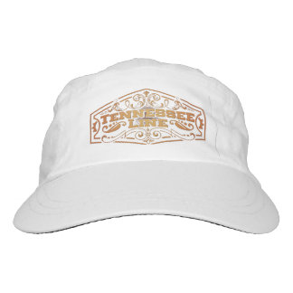 Tennessee Line White Hat Logo Gold