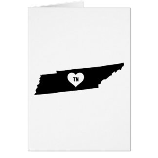 Tennessee Love Card