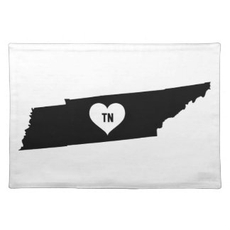 Tennessee Love Placemat