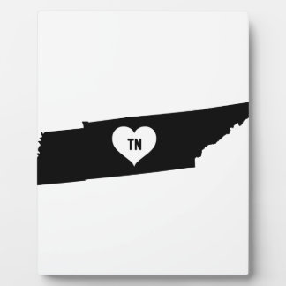 Tennessee Love Plaque