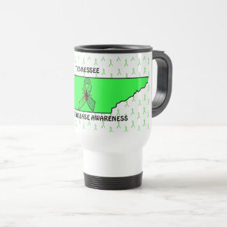Tennessee Lyme Disease Awareness Coffee Mug