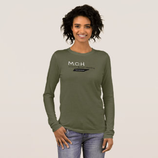 Tennessee Maid Of Honor Long Sleeve T-Shirt