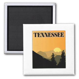 Tennessee Mountains Magnet