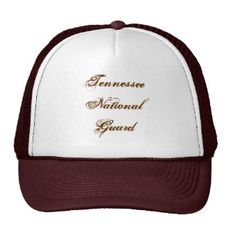 Tennessee National Guard Hat