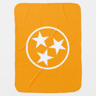 Tennessee Orange Buggy Blanket