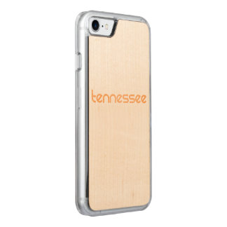 Tennessee Orange Carved iPhone 8/7 Case