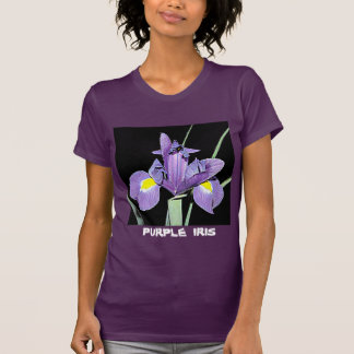 Tennessee Purple Iris T-Shirt