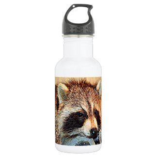 Tennessee Raccoon 532 Ml Water Bottle