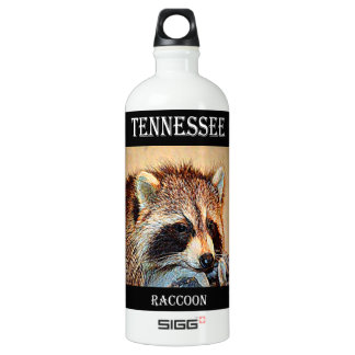 Tennessee Raccoon SIGG Traveller 1.0L Water Bottle