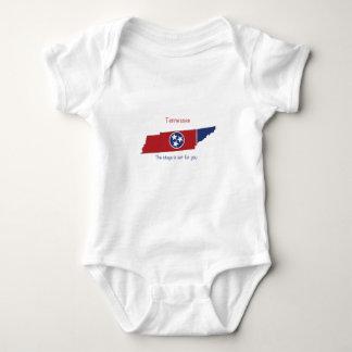 Tennessee spirit wear baby bodysuit