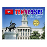 Tennessee State Capitol in Nashville Post Cards