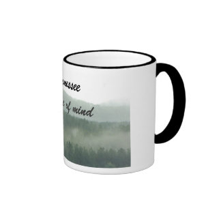 Tennessee, State of mind Coffee Cup Mug