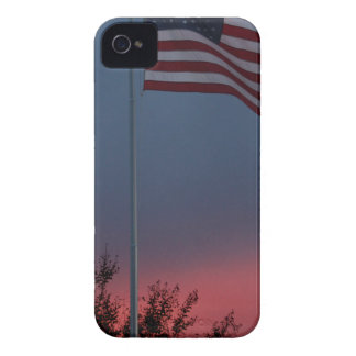 Tennessee Sunset and Flag iPhone 4 Case