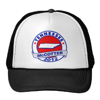 Tennessee Thad McCotter Hat