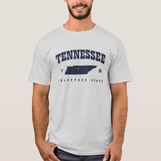 Tennessee -- The Volunteer State T-Shirt