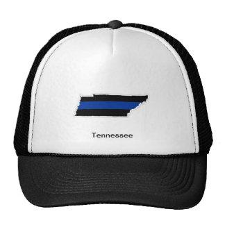 Tennessee Thin Blue Line Trucker Hat