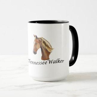 Tennessee Walking Horse Cup Mug Stein
