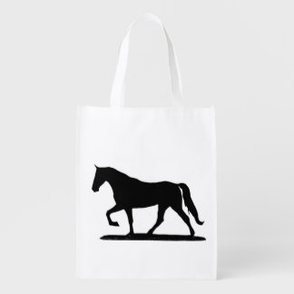 Tennessee walking horse reusable bag