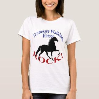 Tennessee Walking Horses Rock T-Shirt