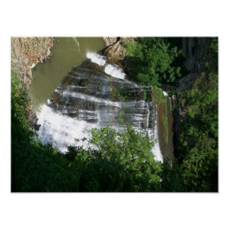 Tennessee Waterfall Poster