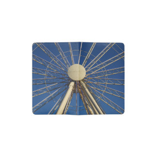 Tennessee Wheel Pocket Moleskine Notebook