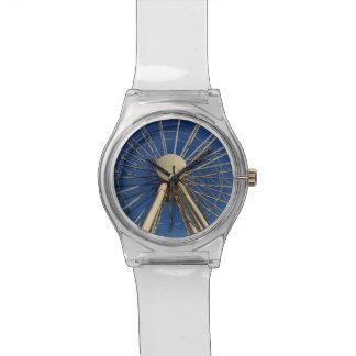 Tennessee Wheel Wrist Watches