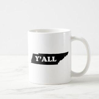 Tennessee Yall Coffee Mug