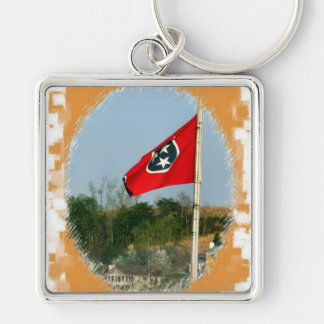 Tennessee's Old Glory Keychain