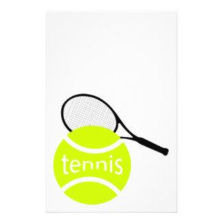 Tennis 14 Cm X 21.5 Cm Flyer
