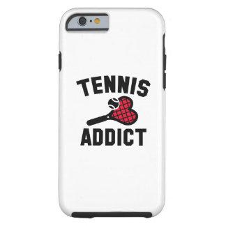 Tennis Addict Tough iPhone 6 Case