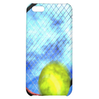 Tennis All Day Grunge Style iPhone 5C Cases