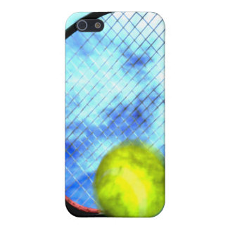 Tennis All Day Grunge Style Case For iPhone 5