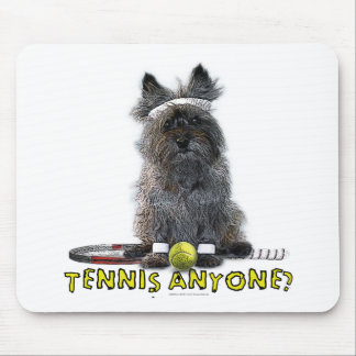 Tennis Anyone? Mouse Pad