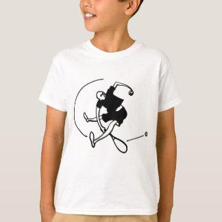 Tennis Art by Kyle T. Webster T-Shirt